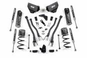 "BDS Suspension - 4"" 4-Link Suspension System - 2014-2018 Dodge RAM 2500 4WD Diesel"