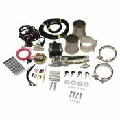 Universal Exhaust Brakes - BD Diesel Performance - 1028040 - BD - Exhaust Brake - Universal 4.0-Inch