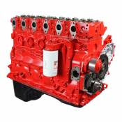 Industrial Injection Engines - Industrial Injection - Cummins - Industrial Injection - Industrial Injection - 5.9L Dodge Cummins CR STREET Long Block Engine (2003-2007)
