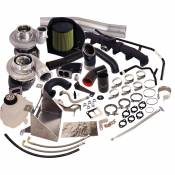 BD Diesel Performance - BD - Cobra Twin Turbo Kit S361SX-E / S476SX-E - 2013-2018 Dodge 6.7L