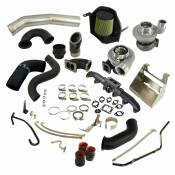 BD Diesel Performance - BD - Cobra Twin Turbo Kit S366SX-E / S486SX - 2013-2018 Dodge 6.7L