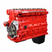 Brand-Name - Industrial Injection - Industrial Injection - Industrial Injection - 5.9L Dodge Cummins CR Stock Long Block (2003-2004)