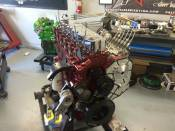 Brand-Name - Industrial Injection - Industrial Injection - Industrial Injection - 5.9L Dodge Cummins 12 Valve RACE Long Block (1989-1998)