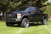 """BDS Suspension - 2"""" Leveling Kit - FOX Shocks - 2005-2016 Ford F250 / F350 4WD - Image 6"""