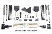 "BDS Suspension - 4"" Suspension Lift Kit (FOX Shocks) - 2011-2016 Ford F250 / F350 4WD Diesel"