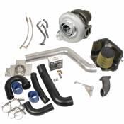 Turbochargers - 98.5-02 Dodge 24V - Performance Turbos - 98.5-02 Dodge 24V - BD Diesel Performance - BD - Super B Twin Turbo Upgrade Kit - 1998-2002 24-valve Dodge