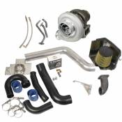 Turbochargers - Dodge Turbochargers - BD Diesel Performance - BD - Super B Twin Turbo Upgrade Kit - 1994-1998 Dodge 12-valve