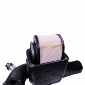 S&B Filters - S&B - Cold Air Intake with Dry Replaceable Filter - 03-07 Ford 6.0L - Image 2