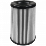 S&B Filters - S&B - Replacement Dry Filter - 2017-2018 GM 6.6L L5P