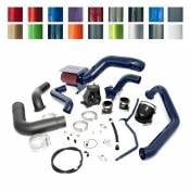 Turbochargers - GM Duramax LBZ - Performance Turbochargers - GM Duramax LBZ - HSP Diesel - HSP - LBZ - S400 Single Install Kit - WITHOUT TURBO (Custom Powder Coat)