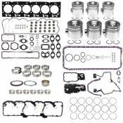 2007 - 2020 6.7L Dodge Cummins - Engine Components - Dodge 6.7L - MAHLE - MAHLE - Heavy Duty Engine Overhaul Kit - 2007-2014 DODGE/RAM 6.7L 2500-5500 (ETJ/ETK)