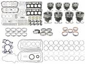 2003 - 2007 6.0L Ford Power Stroke - Heads, Head Studs & Gaskets - 03-07 Ford 6.0L - MAHLE - MAHLE - Heavy Duty Engine Overhaul Kit - 2004-2007 Ford 6.0L F250-F550 (18mm Head Dowel)