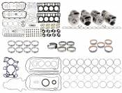 2003 - 2007 6.0L Ford Power Stroke - Heads, Head Studs & Gaskets - 03-07 Ford 6.0L - MAHLE - MAHLE - Heavy Duty Engine Overhaul Kit - 2003-2004 Ford 6.0L F250-F550 (18mm Head Dowel)