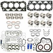 2004 - 2005 6.6L Duramax LLY - Heads, Head Gaskets & Bolts - GM Duramax LLY - MAHLE - MAHLE - Heavy Duty Engine Overhaul Kit - 2001-2005 GM 6.6L Duramax 2500-3500