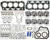 2006 - 2007 6.6L Duramax LBZ - Engine Components - GM Duramax LBZ - MAHLE - MAHLE - Heavy Duty Engine Overhaul Kit - 2006-2010 GM 6.6L Duramax 2500-3500 (Vin D or 2)