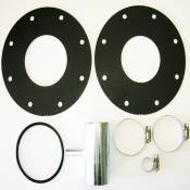 Fuel Tanks - Titan Fuel Tanks - Titan Fuel Tanks - TITAN LB7 Adaption Kit - Complete - 2001-2004 GM (199003)