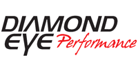 "Diamond Eye - 3"" Aluminized Turbo Direct Pipe - 04-10 Duramax 6.6L"