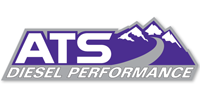 ATS Diesel Performance - ATS - High Capacity Aluminum Transmission Pan - E4OD, 4R100, 5R110