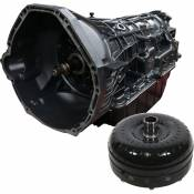 Transmissions - 08-10 Ford 6.4L - BD - Heavy Duty Transmissions - 08-10 Ford 6.4L - BD Diesel Performance - BD - 5R110 Transmission & Converter Package - 2008-2010 Ford 6.4L 4WD