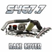 Industrial Injection - Industrial Injection -  S467.7 with .90 Turbine A/R (Race Cover) - Cummins 6.7L Turbo Kit (2010-2012) - Image 2