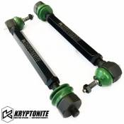 2006 - 2007 6.6L Duramax LBZ - Steering, Suspension and Lift - GM Duramax LBZ - Kryptonite Products - Kryptonite - Death Grip Tie Rods - 2001-2010 GM