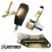 2006 - 2007 6.6L Duramax LBZ - Steering, Suspension and Lift - GM Duramax LBZ - Kryptonite Products - Kryptonite - Death Grip Idler Side Package - 2001-2010 GM
