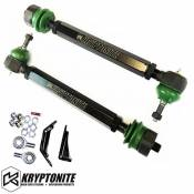 2006 - 2007 6.6L Duramax LBZ - Steering, Suspension and Lift - GM Duramax LBZ - Kryptonite Products - Kryptonite - Death Grip Tie Rods with PISK Kit - 2001-2010 GM