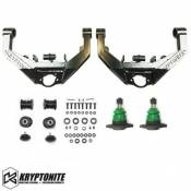 2006 - 2007 6.6L Duramax LBZ - Steering, Suspension and Lift - GM Duramax LBZ - Kryptonite Products - Kryptonite - Upper Control Arm Kit - Stage 2 for Dual Shock  - 2001-2010 GM