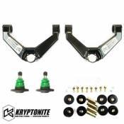 2011 - 2016 6.6L Duramax LML LGH - Steering, Suspension and Lift - GM Duramax LML LGH - Kryptonite Products - Kryptonite - Upper Control Arm Kit - 2011-2019 GM