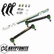 Brand-Name - Kryptonite Steering and Suspension Products - Kryptonite Products - Kryptonite - SS Series Center Link & Tie Rods w/ PISK Kit Package - 2011+ GM