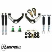 Lift Kits / Suspension - Chevy / GMC Lift Kits - Kryptonite Products - Kryptonite - Stage 3 Leveling Kit with Bilstein Shocks - 2011+ GM