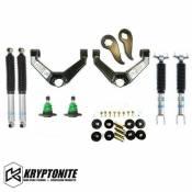 Lift Kits / Suspension - Chevy / GMC Lift Kits - Kryptonite Products - Kryptonite - Stage 3 Leveling Kit with Bilstein Shocks - 2011+ GM