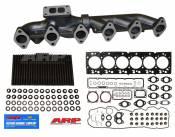 2007 - 2018 6.7L Dodge Cummins - Engine Components - Dodge 6.7L - Performance Diesel Parts - Head Install Upgrade Kit - 2007.5-2013 Dodge 6.7L