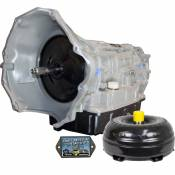 Transmissions - Dodge 6.7L - BD - Heavy Duty Transmissions - Dodge 6.7L - BD Diesel Performance - BD - Dodge 68RFE Transmission & Converter Package with Billet Input Shaft - Dodge 2007.5-2018 4WD