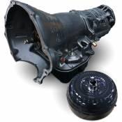Transmissions - 94-98 Dodge 5.9L - BD Heavy Duty Transmissions - 94-98 Dodge 5.9L - BD Diesel Performance - BD - 47RE Transmission & Converter Package - 1996-1997 Dodge 4WD w/Speed Sensor & Speedo Head
