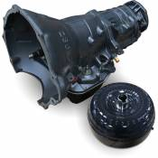 Transmission / Clutch / Transfer Case - 03-07 Dodge 5.9L Cummins - BD - Heavy Duty Transmission- 03-07 Dodge 5.9L - BD Diesel Performance - BD - 48RE Transmission with Billet Input & Converter Package - 2005-2007 Dodge2WDw/TVV Stepper Motor