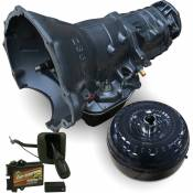 Transmission / Clutch / Transfer Case - 03-07 Dodge 5.9L Cummins - BD - Heavy Duty Transmission- 03-07 Dodge 5.9L - BD Diesel Performance - BD - 48RE Transmission with Billet Input & Converter Package with TapShifter - 2005-2007 Dodge 4WD w/TVV Stepper Motor