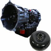 Transmissions - GM Duramax LLY - BD - Heavy Duty Transmissions - GM Duramax LLY - BD Diesel Performance - BD - Allison 1000 5-Speed Transmission w/ Billet Input and Triple Torque Converter Package - 2004.5-2006 GM LLY 4WD