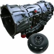 Transmissions - GM Duramax LBZ - BD - Heavy Duty Transmissions - GM Duramax LBZ - BD Diesel Performance - BD - Allison 1000 6-Speed Transmission w/ Billet Input & Converter Package - 06-07 LBZ Duramax 4WD