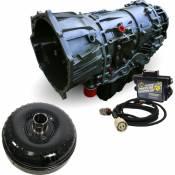 BD Diesel Performance - BD - Allison 1000 Transmission /w Pressure Controller - Billet Input & Triple Torque Converter - 2011-2016 LML Duramax 4WD