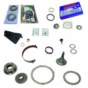 Transmissions - 94-97 Ford 7.3L - BD Heavy Duty Exchange Transmissions - 94-97 Ford 7.3L - BD Diesel Performance - BD - E4OD 4WD Transmission Stage 4 Master Rebuild Kit - 95-97 Ford