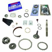 Transmissions - 94-97 Ford 7.3L - BD Heavy Duty Exchange Transmissions - 94-97 Ford 7.3L - BD Diesel Performance - BD - Build-It E4OD 4WD Transmission Stage 4 Master Rebuild Kit - 95-97 Ford