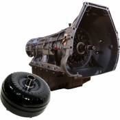 Transmissions - 98-03 Ford 7.3L - BD Heavy Duty Exchange Transmissions - 98-03 Ford 7.3L - BD Diesel Performance - BD - 4R100 Transmission & Converter Package - 1999-2003 Ford 4WD