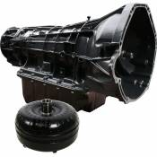 Transmissions - 03-07 Ford 6.0L - BD Heavy Duty Automatic  Transmissions - 03-07 Ford 6.0L - BD Diesel Performance - BD - 5R110 Transmission & Converter Package - 2003-2004 Ford 4WD
