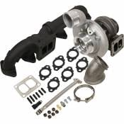 High Performance Turbos - 03-07 Dodge 5.9L - BD High Performance Turbochargers for 2003 - 2007 Dodge 5.9L Cummins - BD Diesel Performance - 2003-07 Dodge 5.9L Cummins 600HP S364SXE Turbo Kit