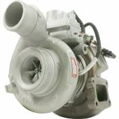 Turbochargers - Dodge 6.7L - Factory Replacement Turbochargers - Dodge 6.7L - BD Diesel Performance - BD - Screamer  HE351 Turbocharger - 2007.5-2012 Dodge 6.7L Cummins