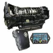 2007 - 2020 6.7L Dodge Cummins - Transmissions - Dodge 6.7L - BD Diesel Performance - BD - 68RFE Transmission - Billet Input - ProTech68 - Deep Pan - 2007.5-2018 Dodge 4WD