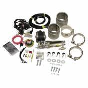 Universal Exhaust Brakes - BD Diesel Performance - 1028035 - BD - Exhaust Brake - Universal 3.5-Inch