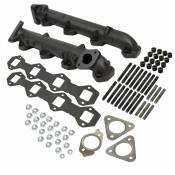 BD Diesel Performance - BD - 6.7L Powerstroke Exhaust Manifold Kit - 2011-2014 Ford F250-F550 Super Duty