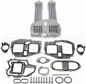 Dorman - Dorman - EGR Cooler Kit - 2011-2019 Ford 6.7L